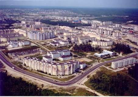 город Нягань