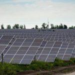 В Зеленодольской объединенной громаде запустили солнечную электростанцию мощностью 20 МВт