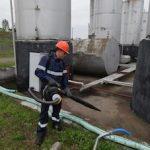 Каскад Кубанских ГЭС ликвидировал условный разлив нефтепродуктов