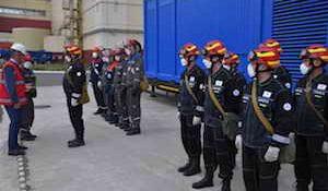 противоаварийная тренировка на Ростовской АЭС