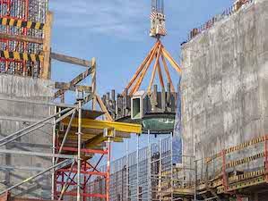 Курской АЭС-2 строительство