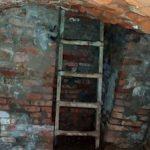 При ремонте теплотрассы в историческом центре Кирова обнаружены старинные подземные строения