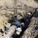 В Оренбургской области повреждены два магистральных газопровода