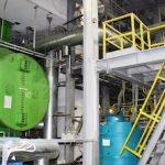 «Квадра» отремонтировала компрессор газовой турбины Алексинской ТЭЦ