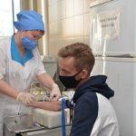 В Топливной компании Росатома «ТВЭЛ» проводится массовая вакцинация персонала
