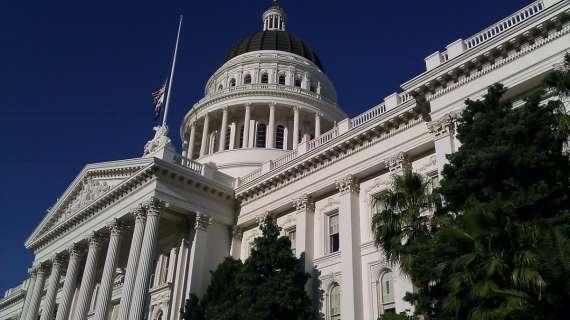 Сенат парламент США