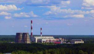 Сосногорская ТЭЦ Коми