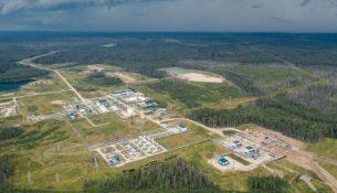 шингинское нефтегазовое месторождение