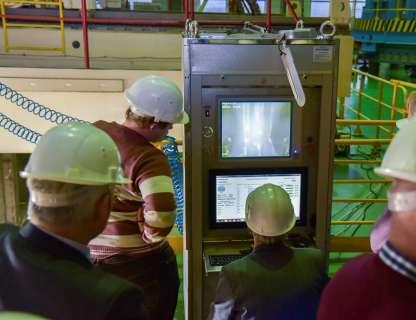 тренажер «Реактор ВВЭР-1000» Запорожской АЭС