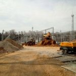 «МОЭСК» приступила ко второму этапу строительства ПС 220 кВ «Хованская» в Новомосковском АО