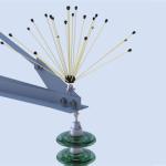 «Адыгейские электрические сети» установили на ЛЭП 1500 птицезащитных устройств