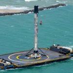 Falcon 9 вернулась на космодром