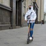 Электросамокаты стали угрозой для москвичей