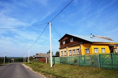 село деревня