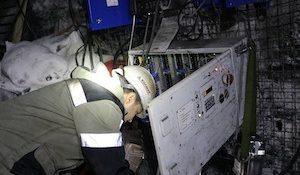 шахта автоматика