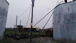дизельная электростанция в селе Аргахтах Среднеколымского улуса Республики Саха