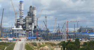 Амурский газоперерабатывий завод