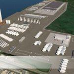 В США построят порт для сборки оффшорных ветровых станций