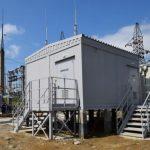 Гидроэлектростанции каскада Кубанских ГЭС устанавливают новые трансформаторы