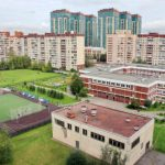 «Россети Ленэнерго» обеспечили электроэнергией новую школу в Невском районе Санкт-Петербурга