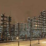 «Нижнекамскнефтехим» установил первую партию колонного оборудования нового этиленового комплекса