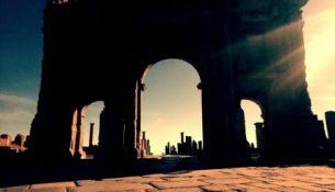 Алжир триумфальная арка