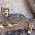 Кошка на батарее приглашает отметить  120-летие Самарской ГРЭС