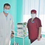 Ростовская АЭС передала более 70 комплектов защитных костюмов больнице Волгодонска