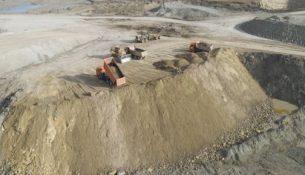 Бентонитовая глина добыча