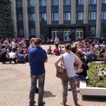 Луганских шахтеров довели до отчаяния