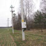 «Челябэнерго» подключило к электросетям водозаборную скважину в селе Хомутинино