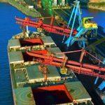 Восточный порт модернизирует систему пылеподавления