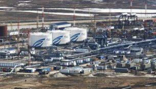 Новопортовское месторождение «Газпром нефти»