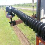 В Волгограде линии электропередачи стали безопасными для птиц