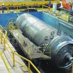 Ижорские заводы изготовили компенсатор давления для АЭС Руппур