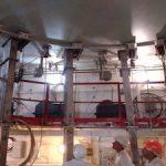 Почти 1400 человек из числа персонала Хмельницкой АЭС задействовано в ремонте второго энергоблока