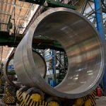 Петрозаводскмаш завершил механическую обработку деталей компенсатора давления для турецкой АЭС «Аккую»