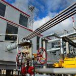 Основной модуль установки подготовки топливного газа прошел интегрированные испытания в составе УКПГиК Восточно-Уренгойского участка