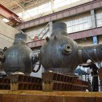 Петрозаводскмаш собрал сферические корпуса насосов для АЭС «Руппур»