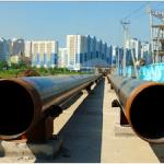 СГК строит новую тепломагистраль на Притомском проспекте в Кемерове