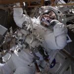 """Астронавт показала """"мраморное"""" фото Земли с МКС"""