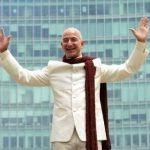 Состояние главы Amazon превысил рекордные $180 млрд