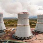 Построенная на Ленинградской АЭС градирня стала самой высокой на северо-западе России