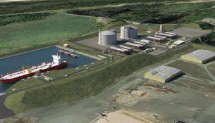 проект Jordan Cove LNG Terminal