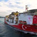 Турция начала буровые работы в Черном море