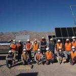 Самое солнечное в мире фотоэлектрическое испытательное место