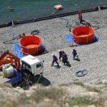 На Морском терминале КТК под Новороссийском ликвидировали учебный разлив нефти