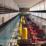 Волжская ГЭС модернизирует гидроагрегат со станционным № 19