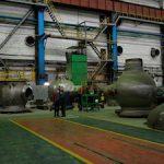Петрозаводскмаш сварил кольцевые швы на главных циркуляционных насосах для АЭС «Руппур»