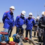 Руководители КТК облетели объекты нефтепровода Тенгиз – Новороссийск